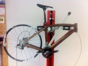 Renovo Hardwood Roadbike